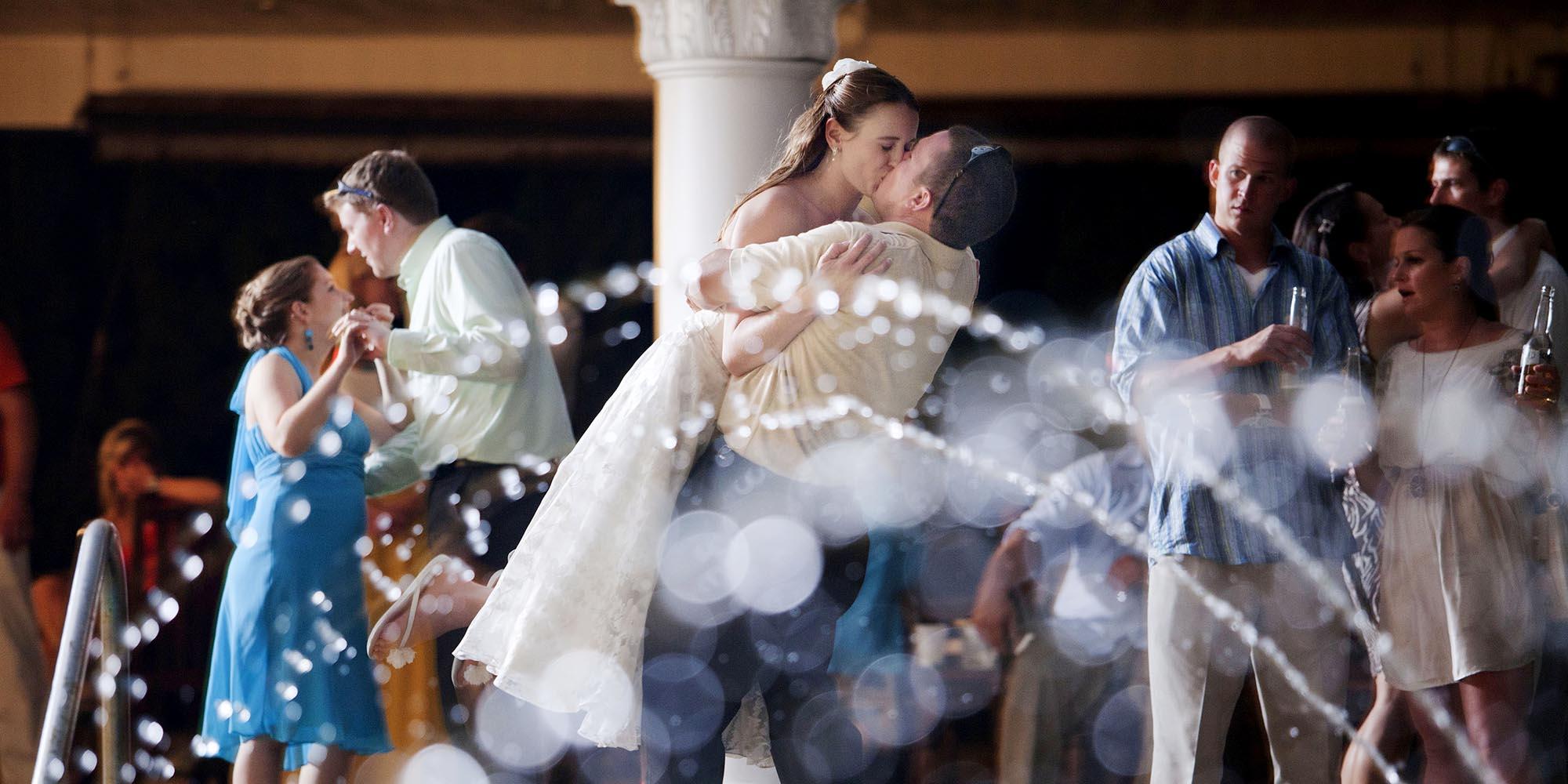 Joe + Elizabeth Crystal Coast Wedding at the Ocean Club